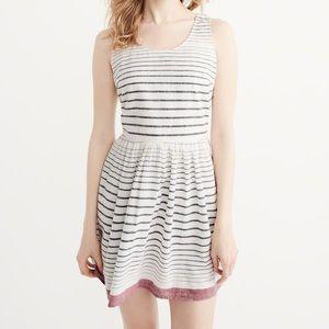 A&F Striped Dress